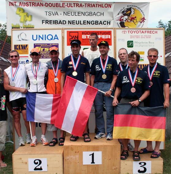 Championnat du monde d'ultratriathlon d'Autriche